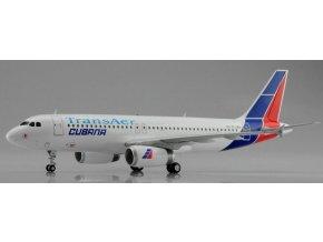 JC Wings - Airbus A 320, společnost Cubana, Kuba, 1/200