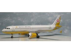 JC Wings - Airbus A 320-232, společnost Royal Brunei Airlines, Brunei Darussalam, 1/200