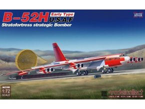 Model Collect kit - Boeing B-52H Stratofortress, USAF, 1/72