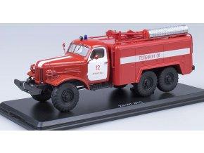 Start Scale Models - ZIL-157K AT-2, hasiči, 1/43