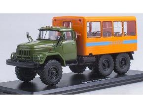 Start Scale Models - ZIL-131, BUS, 1/43