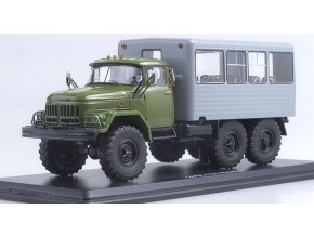 Start Scale Models - ZIL-131, BUS, 1/43