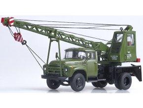 Start Scale Models - AK75V (ZIL-130), autojeřáb, 1/43