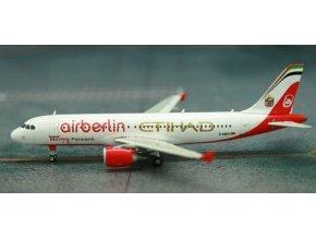 Phoenix - Airbus A320-214, společnost Air Berlin, Německo, 1/400