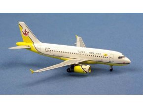 Aero Classics - Airbus A319, dopravce Royal Brunei Airlines, Brunej, 1/400