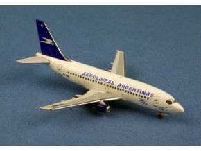 Aero Classics - Boeing B737-200, dopravce Aerolineas Argentinas,  LV-ZEC, Argentina, 1/400