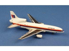 Aero Classics - Lockheed L-1011, United Airlines, USA, 1/400