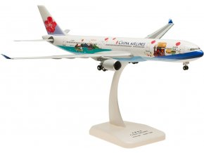 Limox - Airbus A330-302, společnost China Airlines, Taiwan, 1/200