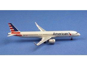 Aero Classics - Airbus A321 neo, dopravce American Airlines, USA, 1/400