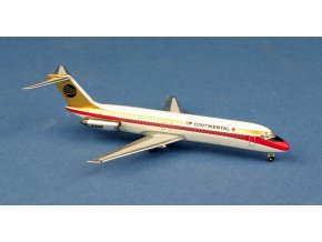 Aero Classics - Douglas DC9-32, dopravce Continental Airlines, USA, 1/400