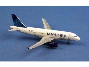Aero Classics - Airbus A319, dopravce United Airlines, USA, 1/400