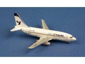 Aero Classics - Boeing B737-200, dopravce Iran Air, Írán, 1/400