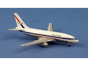 Aero Classics - Boeing B737-200, dopravce United Airlines, USA, 1/400