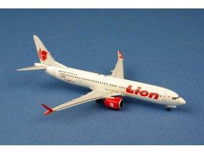 Aero Classics - Boeing B737-9MAX, dopravce Lion Airlines, Brazilie, 1/400