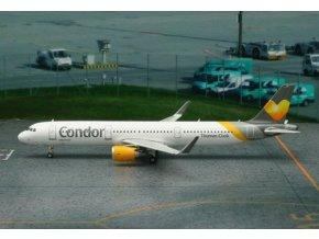 Phoenix - Airbus A321, společnost Condor, Německo, 1/400