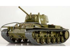 Russian Tanks - KV-1, sovětská armáda, 1/43