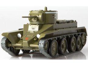 Russian Tanks - BT-5, sovětská armáda, 1/43