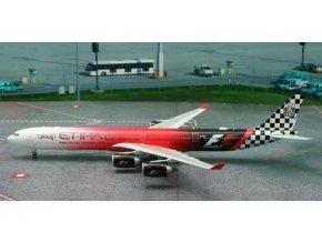 Phoenix - Airbus A 340-642X, společnost Etihad Airways, Spojené Arabské Emiráty, 1/400