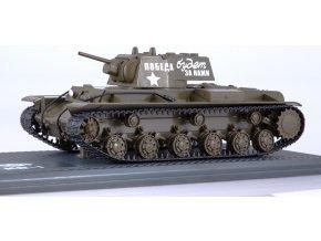 Start Scale Models - KV-1, sovětská armáda, 1/43