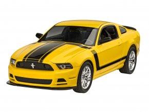 Revell - Ford Mustang Boss 302 2013, Plastic ModelKit 07652, 1/25