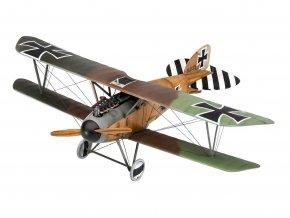 Revell - Albatros DIII, ModelSet 64973, 1/48