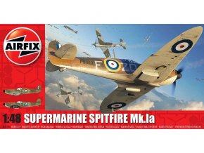 Airfix - Supermarine Spitfire Mk.Ia, Classic Kit A05126A, 1/48