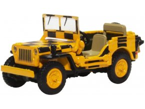 Oxford - Jeep Willys MB, RAAF, 1/76