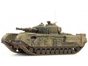 Artitec - Churchill Mk.VII, 1/87