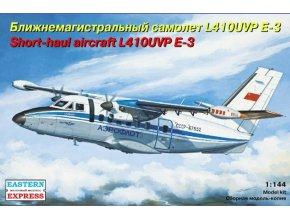 Eastern Express - Let L-410UVP E3, Turbolet, Aeroflot, 1/144