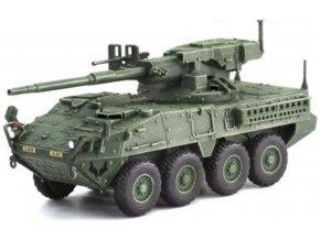 Dragon Armor - M1128 Stryker MGS, US Army, 1/72