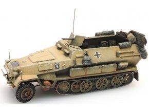 Artitec - Sd.Kfz.251/1B ''Hakl'', Afrikakorps, 1/87