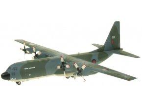 Inflight200 - Lockheed C-130, Hercules, RAF, 1/200