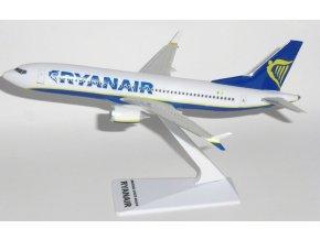 """Premier Planes - Boeing B737 MAX 8, společnost Ryanair, """"2010s"""" Colors, Irsko, 1/200"""