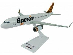 """Premier Planes - Airbus A320-232, společnost Tiger Airways, """"2010s"""" Colors, Singapur, 1/200"""