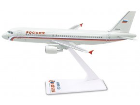 Premier Planes - Airbus A320-212, Rossiya - Russian Airlines, 1/200