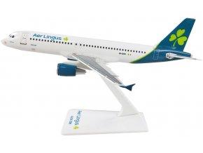 "Premier Planes - Airbus A320-214, společnost Aer Lingus, ""2018s"" Colors, Named ""St Brigid / Brighid"", Irsko, 1/200"