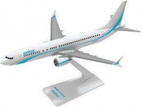 Premier Planes - Boeing B737 MAX 8, společnost Enterair, Polsko, 1/200