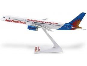 Premier Planes - Boeing B757-2K2, dopravce Jet2, Velká Británie, 1/200