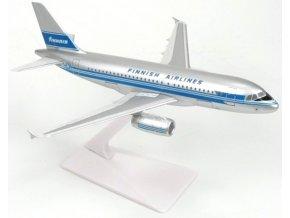 "Premier Planes - Airbus A319-112, společnost Finnair, ""Retro Colors"", Finsko, 1/200"
