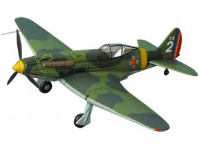 IXO / Altaya - Mikojan-Gurevič MiG-3, rumunské letectvo, 1/72