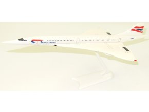 PPC Holland - Concorde, společnost British Airways, G-BOAC, Velká Británie, 1/250
