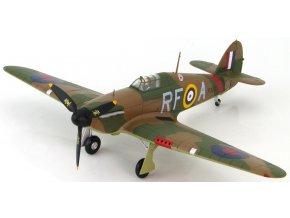 "HobbyMaster - Hawker Hurricane Mk I RF-A, RAF, 303.""Polish Sqn"", Flg Off Z.K.Henneberg, Anglie, 1940, 1/48"