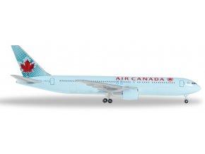 Herpa - Boeing B767-300, dopravce Air Canada C-FPCA, Kanada, 1/500