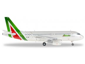 Herpa - Airbus A319, společnost Alitalia, Itálie, 1/200