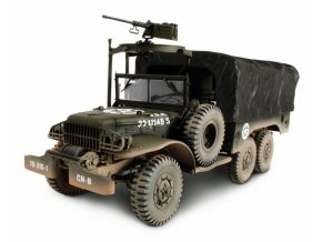 Forces of Valor - U.S. Dodge WC 63, 6x6, 1,5 tuny, Německo, 1945, 1/32