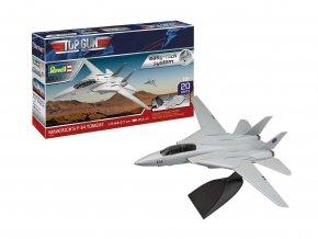 "Revell - Grumman F-14 Tomcat, Maverick's ""Top Gun"", EasyClick 04966, 1/72"