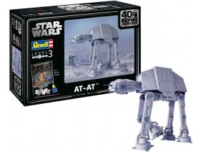 Revell - Star Wars - AT-AT, Gift-Set 05680, 1/53
