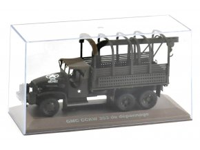 Atlas Models - GMC CCKW 353, US Army, 1/43