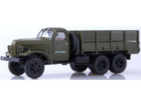 Russian Trucks - ZiS-151, vojenský nákladní, 1/43