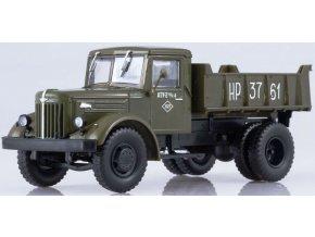 Russian Trucks - MaZ-205, vojenský nákladní, 1/43